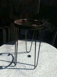 Hairpin legs stool base   -  and other things ... Ottawa, K1N 8J9