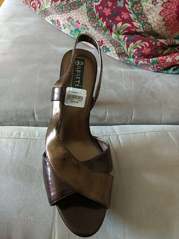 4e2e831c4192 Used Women s shoes - large size for sale in Calgary - letgo