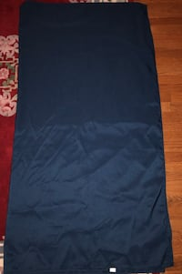 Navy blue polyester table cloth Manassas, 20110