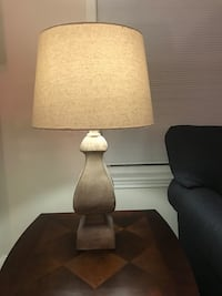 Lamps two. Modern style. Great condition! Heavy duty Boise, 83704