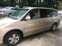 Honda - Odyssey (North America) - 2001 Rockville, 20852
