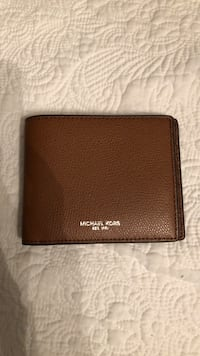 Men's Michael Kors leather wallet