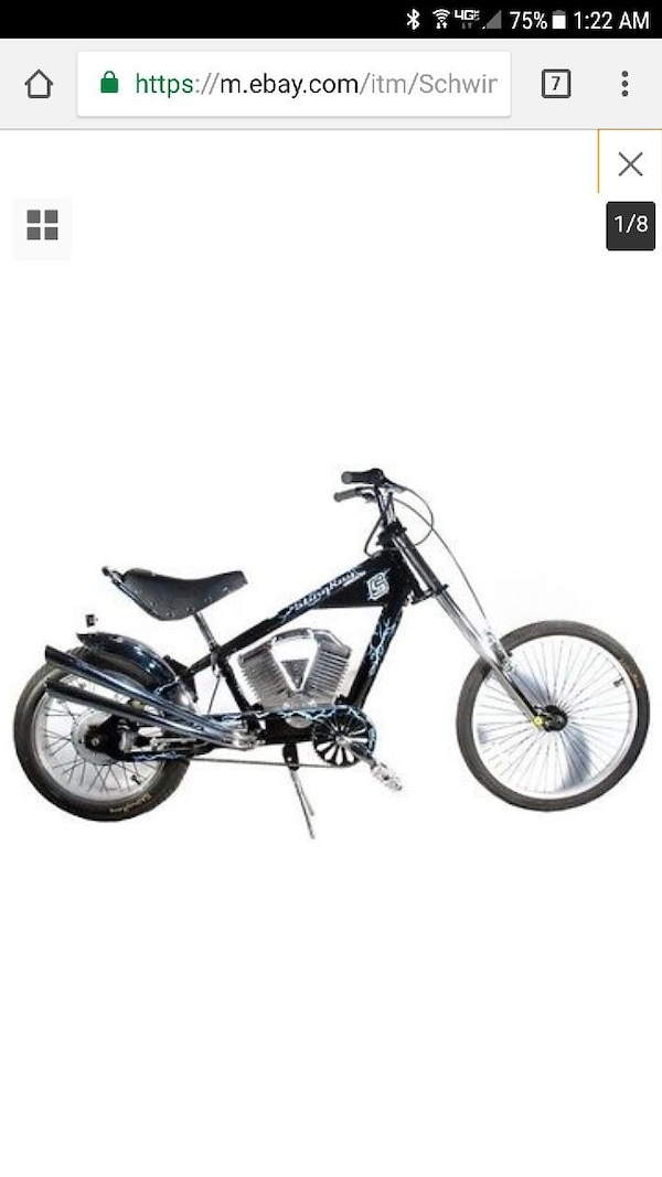 Schwinn Stingray Electric Bike S2938