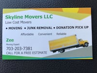 Local moving Arlington, 22202