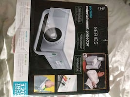 Portable Entertainment projector