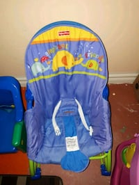 Fisher Price bouncy chair Montréal, H9C 1Y9