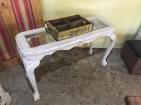 Vintage Entryway Table Wilmington