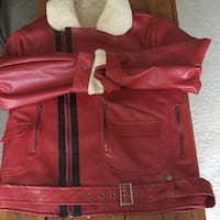 Men's lined fall Jacket