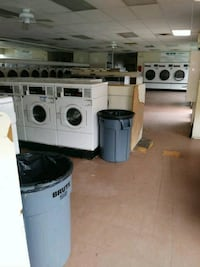 Commercial laundromat equipment Harrisburg