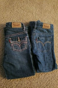 4t girl Levi's Everett, 98203