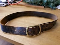 Leather belt Barrie, L4N 9A8