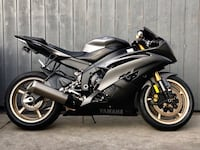 2014 Yamaha R6, NAVY FED  Oceanside, 92055