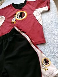 Redskins size 5 Outfit Silver Spring, 20910