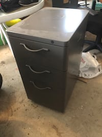 Used small file cabinet