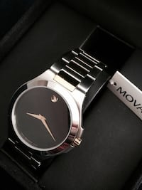 Men's Movado watch North Potomac, 20878