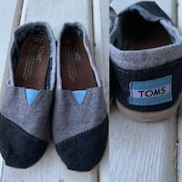 TOMS Shoes- 12Y