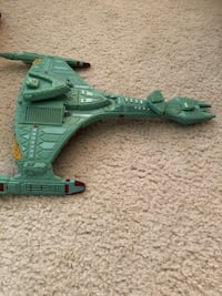 Vor'Cha battle Cruiser battery operated Fairfax, 22033