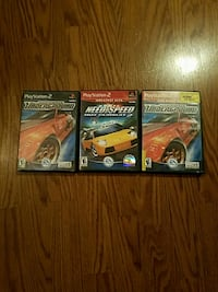 Need for speed collection  Sacramento, 95864