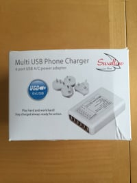 Multi USB Phone Charger Tampa, 33625