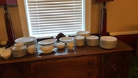 Amcrest 80 pieces of fine china Owings Mills, 21117