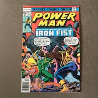 Comic Book: Power Man #48 San Leandro, 94577