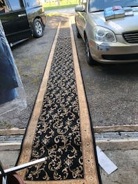 32 inches by 38 feet long floor runner  Richardson, 75081