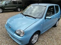 Fiat 600 unico proprietario 2006 km 88.000