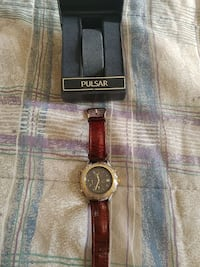 Mens Pulsar Watch Rochester