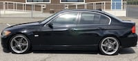 """2006 BMW 330i with 19"""" wheels and sound upgraded San Jose"""