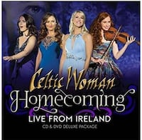 New Unused Celtic Woman Live From Ireland Toronto, M5M 1Y3