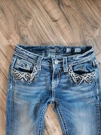 miss me jeans girls size 12 great condition