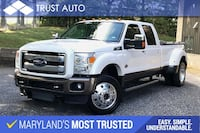 Ford Super Duty F-450 DRW 2016 Sykesville