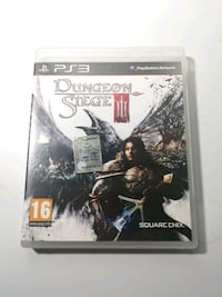 DUNGEON SIEGE PS3 OYUN