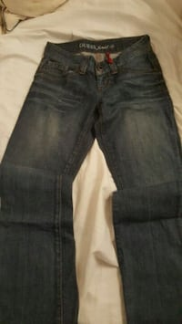 Guess Jeans Dark Blue Boot Leg W26