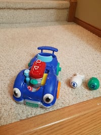 Leapfrog learning path fix and learn race car! Calgary, T2X 3L6