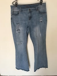 Women's 18R Maurices jeans Ames, 50014