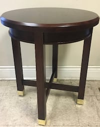 Solid Wood Side table $40 Toronto