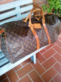 Tote bag Louis Vuitton Monogram Canvas Roma, 00172