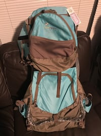 Sherpani Rumba Back Country Unisex Baby Carrier Backpack New W/ Tags