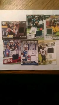 Football cards Somerset