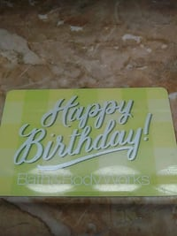 $300 Gift Card Bath and Body Los Angeles, 90013