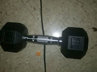black fixed weight dumbbell Antioch, 60002