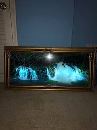 Light-up Waterfall home display Frederick