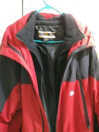 Three season 3 in 1 coat - Men's XL snow and cold
