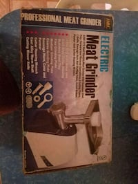 Brand new Electric meat grinder  Maine, 13760