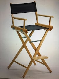 Director's Chairs HIGH (MUST GO) - $30 Clinton, 20735