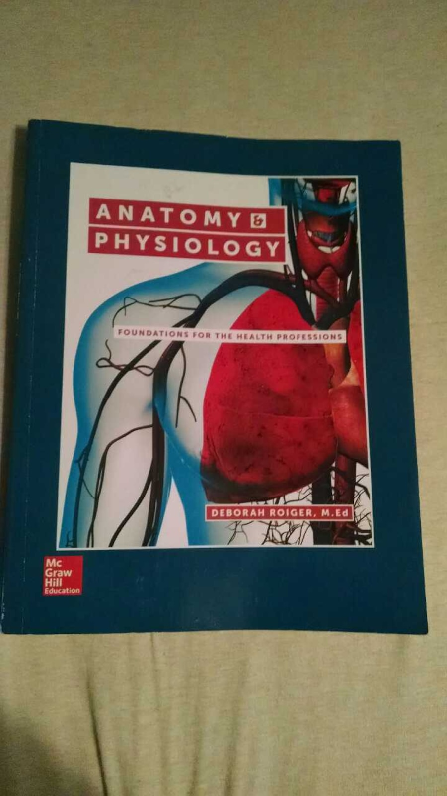 Used ANATOMY & PHYSIOLOGY Book in Nashville