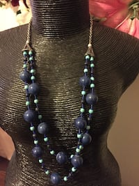 Pretty blue necklace Worcester, 01603