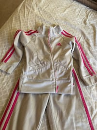 Adidas track suit for 3 yr old girl!! Rockville, 20850