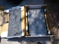 Radiator and condenser for 2004 nissan altima Albuquerque, 87104